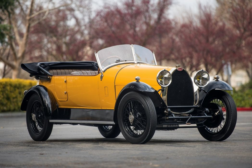 Bugatti Type 30 Tourer 1926 cars retro classic 1936 wallpaper