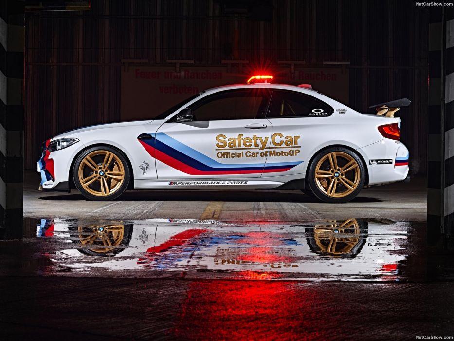 BMW M2 MotoGP Safety Car 2016 wallpaper