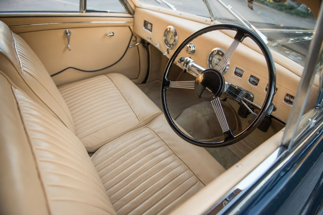 Delahaye 135 M Cabriolet par Portout 1949 cars classic wallpaper