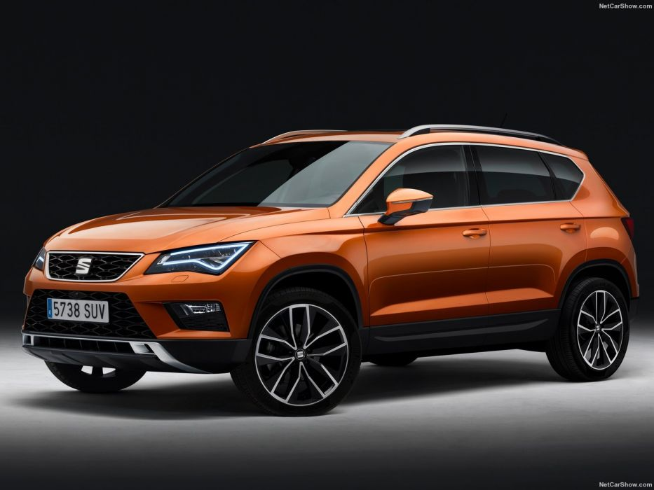 Seat Ateca cars suv 2016 wallpaper
