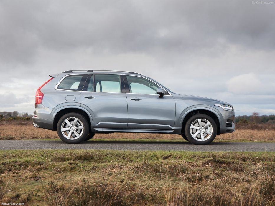 Volvo XC90 T8 Twin Engine cars suv 2016 wallpaper