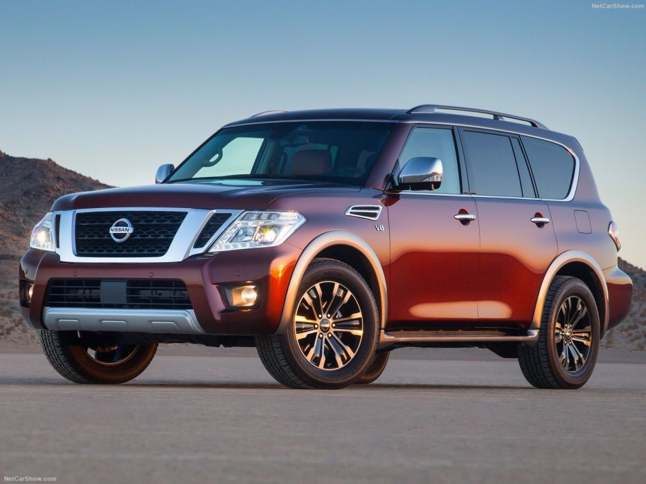 Nissan Armada cars suv 2016 wallpaper