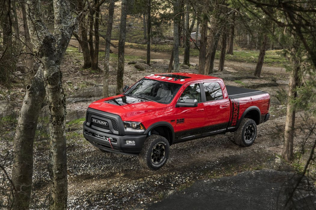 2016 Ram 2500 Power Wagon cars truck pickup wallpaper