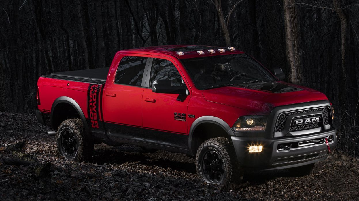 2016 Ram 2500 Power Wagon cars truck pickup wallpaper