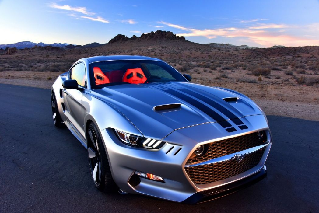 2016 Galpin Auto Sports Rocket ford mustang cars modified wallpaper