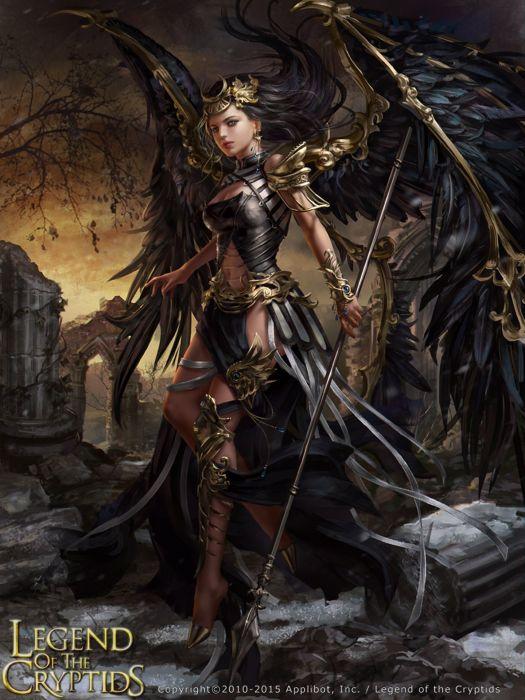 fantasy girl woman beauty beautiful flower warrior wing wallpaper