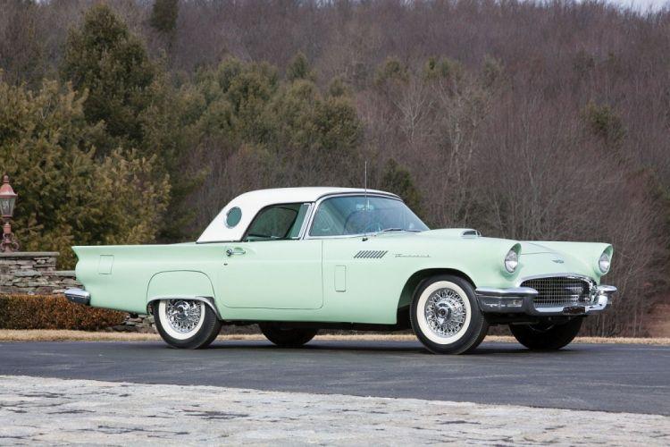 270 HP cars classic 1956 wallpaper