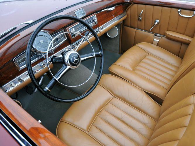 Mercedes Benz 300 S Roadster (W188) cars classic 1952 wallpaper
