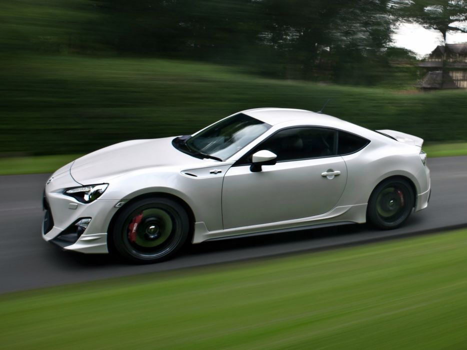 Toyota GT 86 TRD cars 2013 wallpaper