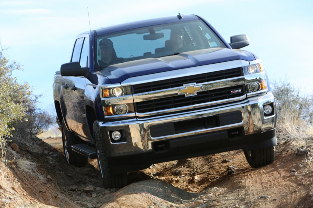 2016 Chevrolet Silverado 2500 HD cars truck pickup wallpaper