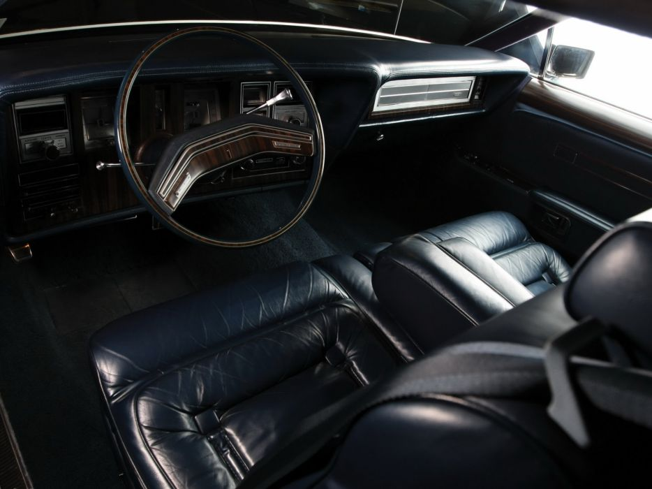 1979 Lincoln Continental Mark V Collectors Series cars wallpaper