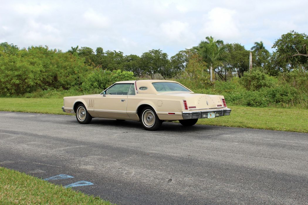 1979 Lincoln Continental Mark V Cartier Edition cars wallpaper