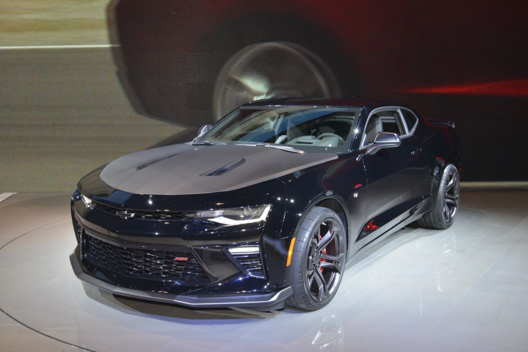 2016 chevrolet Camaro 1LE cars coupe wallpaper