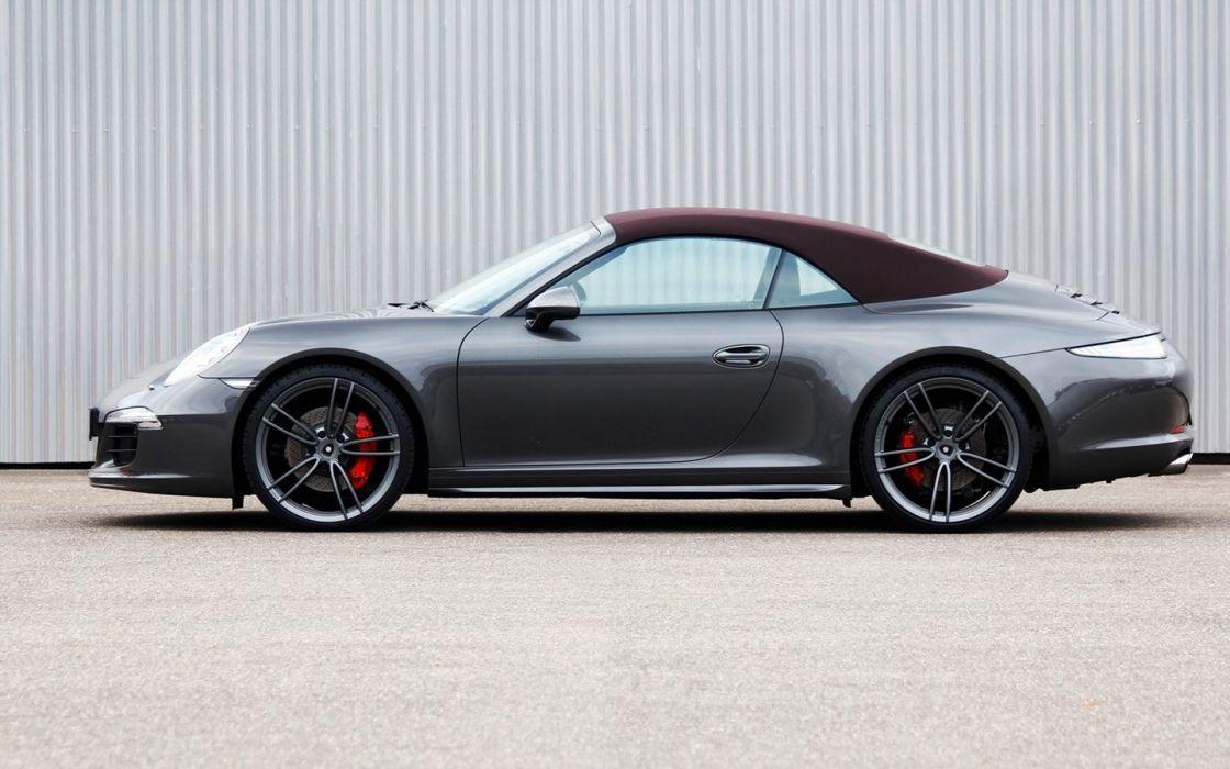 2016 Gemballa Porsche 911 cars Gforged-one wheels wallpaper