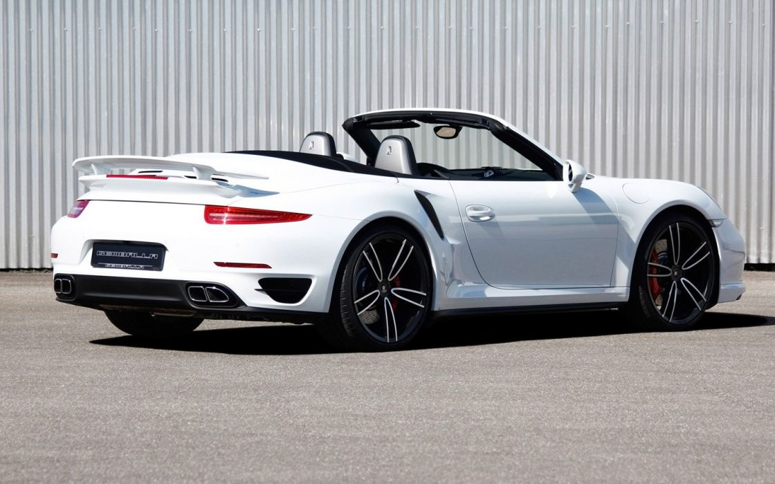 2016 Gemballa Porsche 911 cars Gforged-one wheels wallpaper