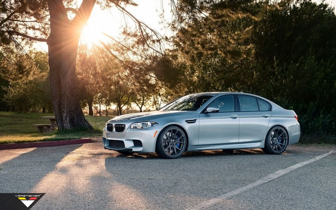 2016 Vorsteiner BMW M5 F10 V-FF 103 wheels wallpaper