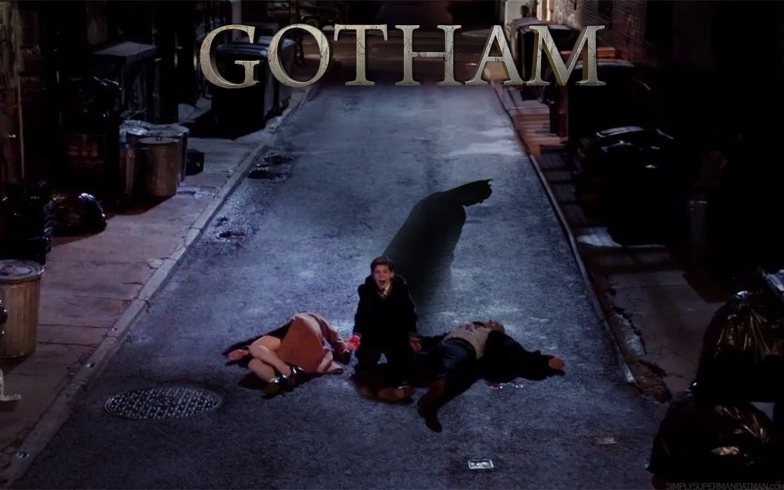 gotham serie tv americana wallpaper