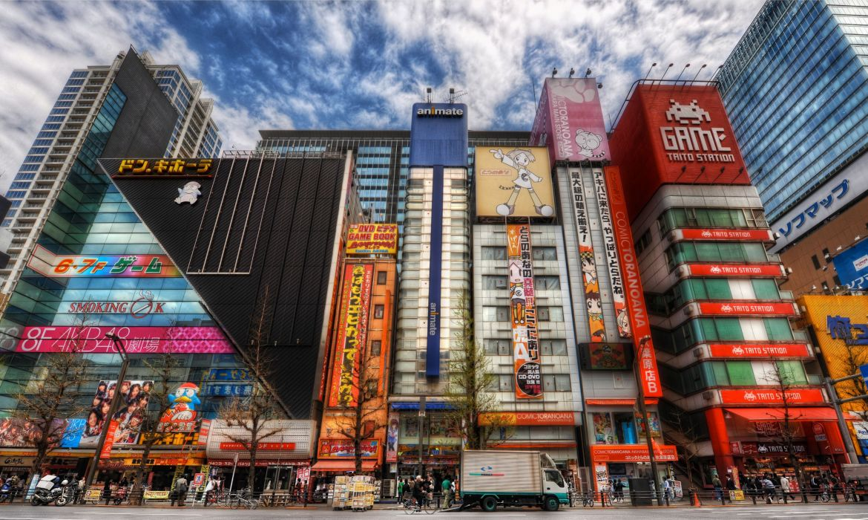 Akihabara Chiyoda Tokyo Japan wallpaper