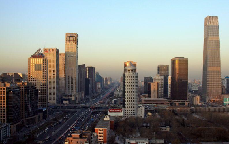 Beijing City wallpaper
