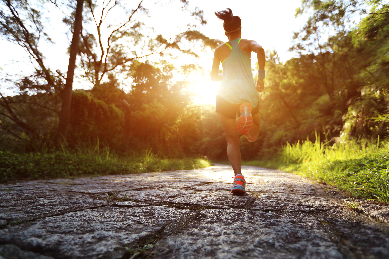 Fitness Run Sport Cities Wallpaper