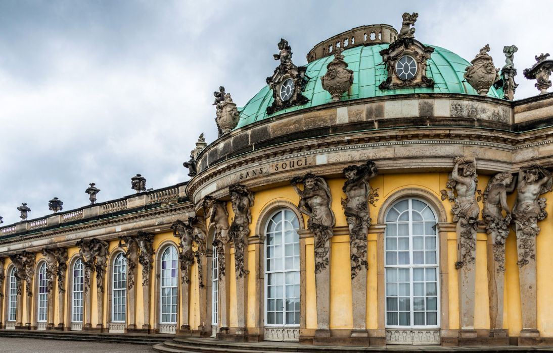 Germany Window Potsdam Cities wallpaper