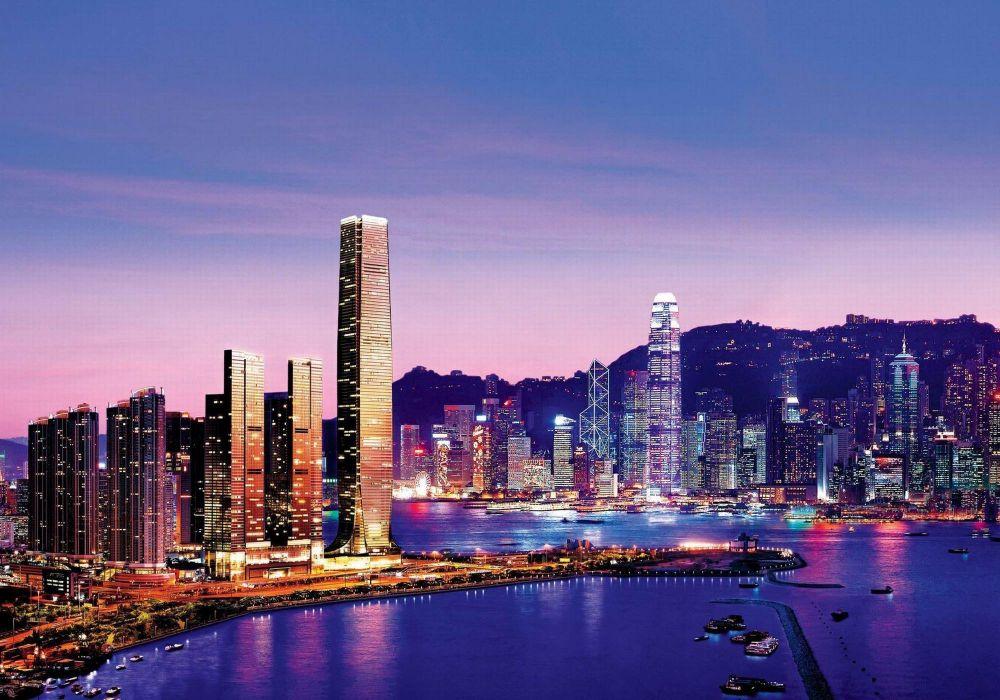 Hong Kong Island wallpaper