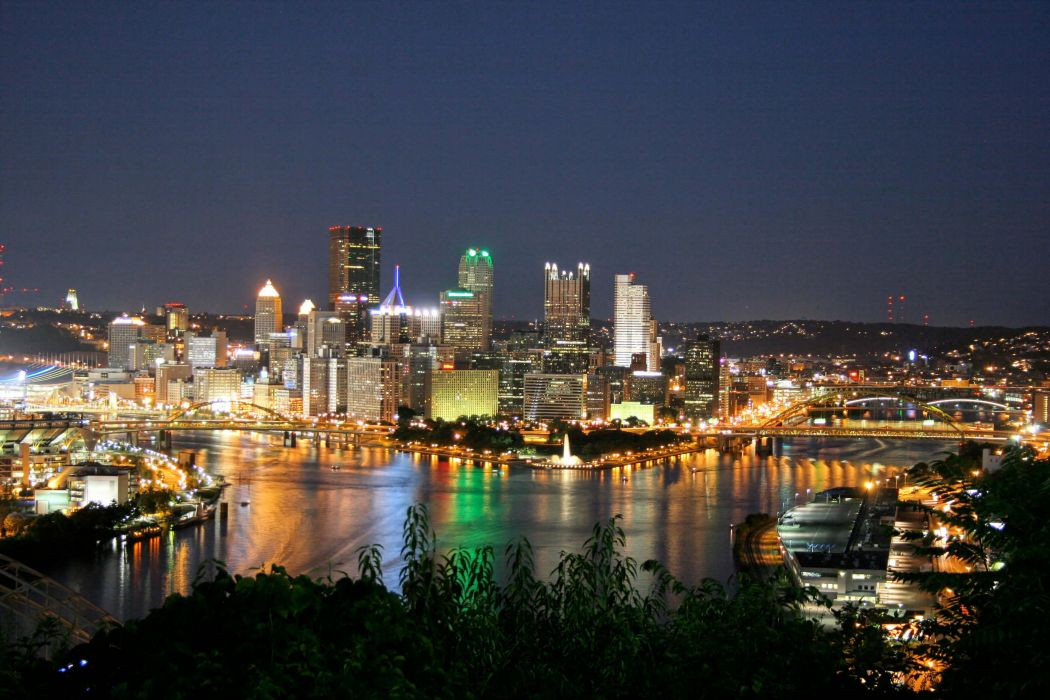 Pittsburgh City wallpaper