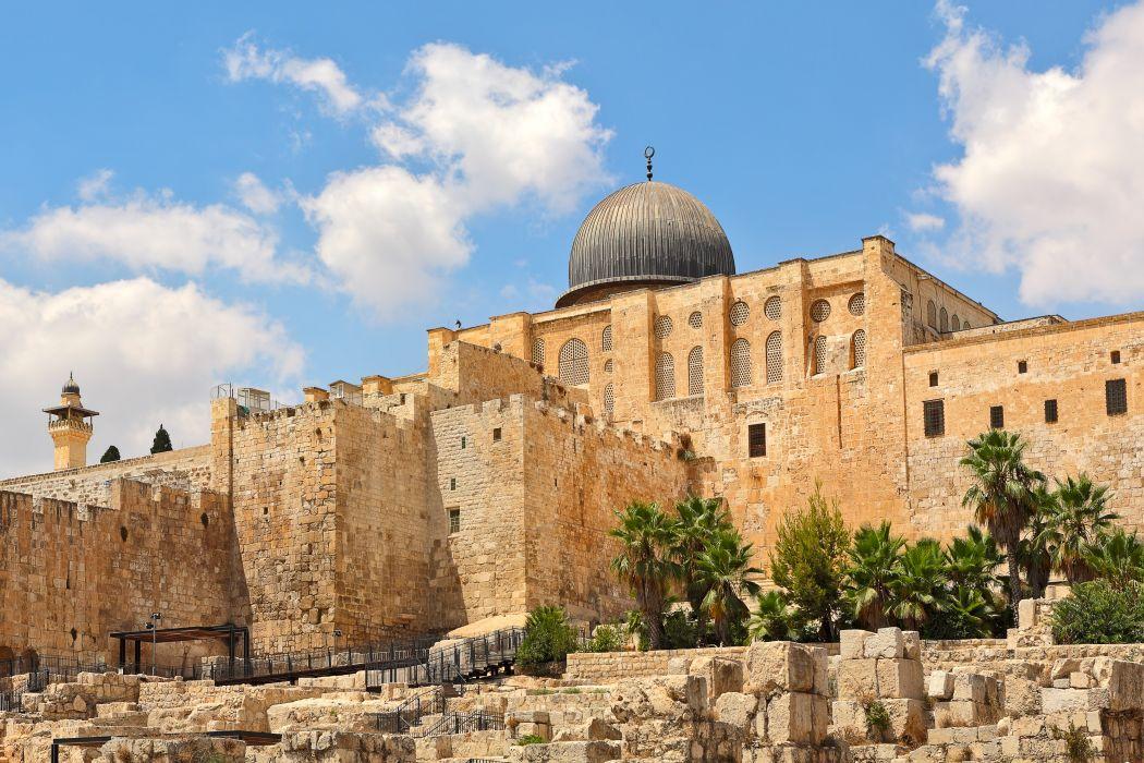 Israel Temples Jerusalem Cities t wallpaper