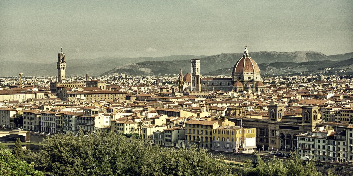 Italy Houses Florence Cities wallpaper