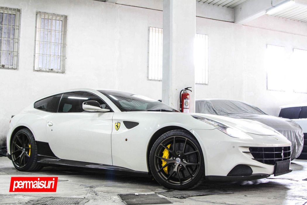 Ferrari FF cars HRE wheels wallpaper