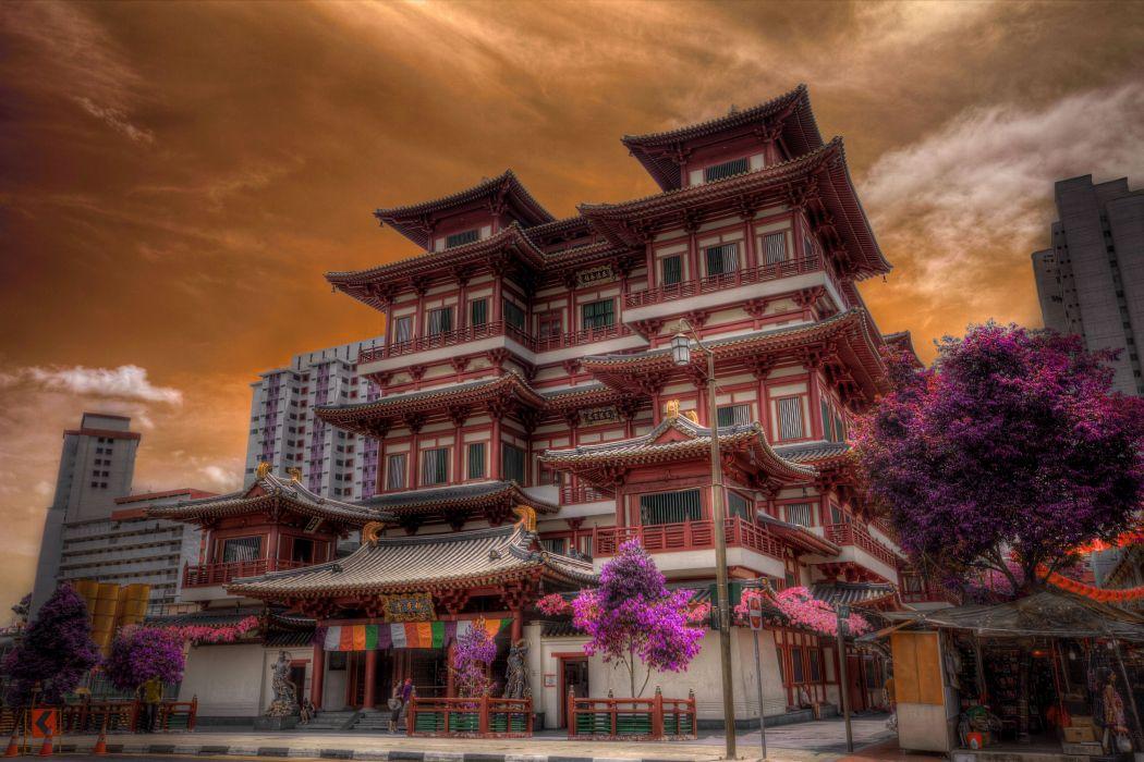Singapore Houses Design Sakura Cities wallpaper