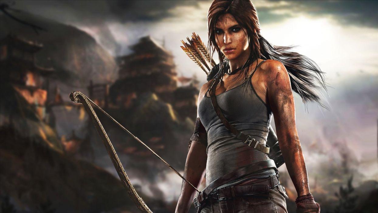 video juego chica aventuras accion wallpaper