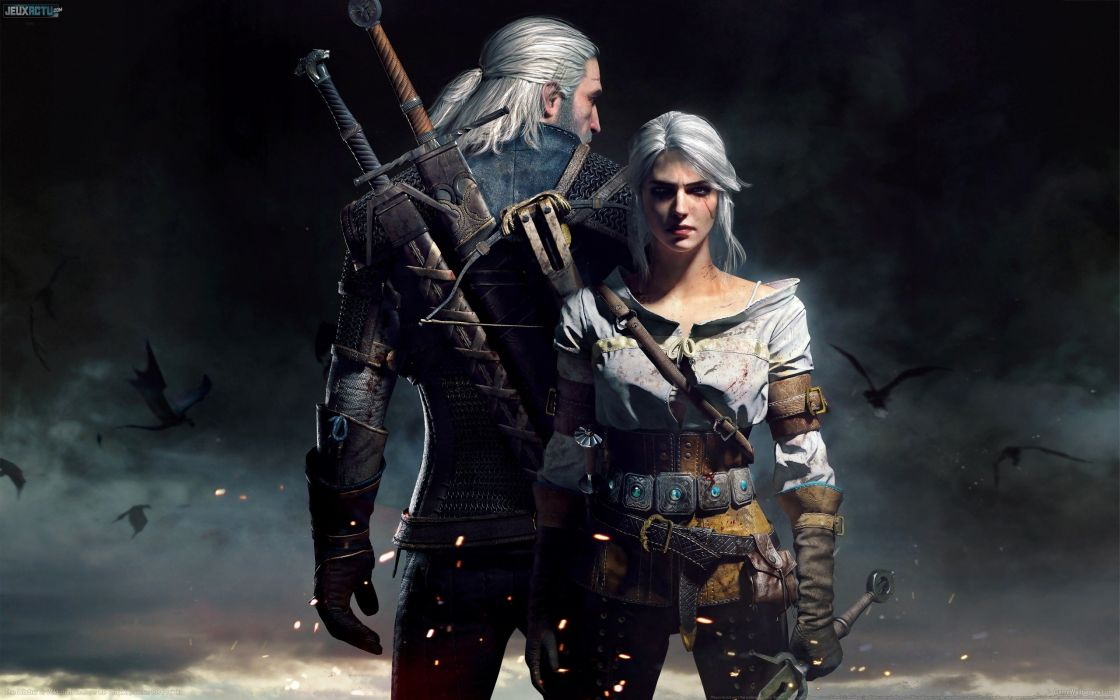 the witcher 3 video juego accion wallpaper