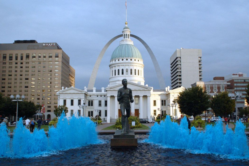 St Louis Missouri wallpaper