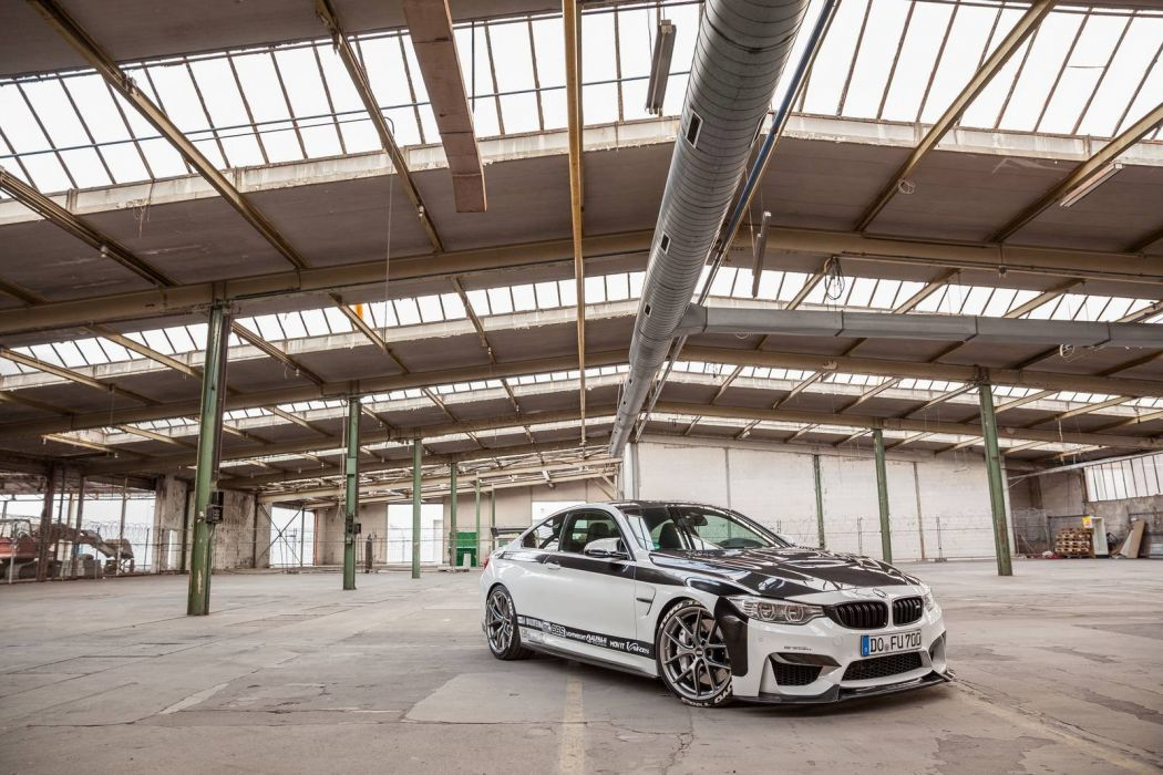 BMW M4 Carbonfiber Dynamics cars sedan modified wallpaper