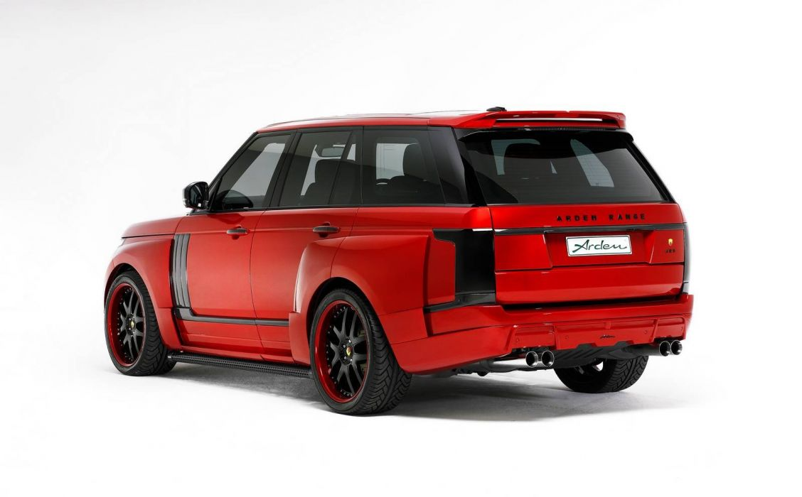 Arden Range Rover AR 9 Spirit Special Edition cars suv modified wallpaper