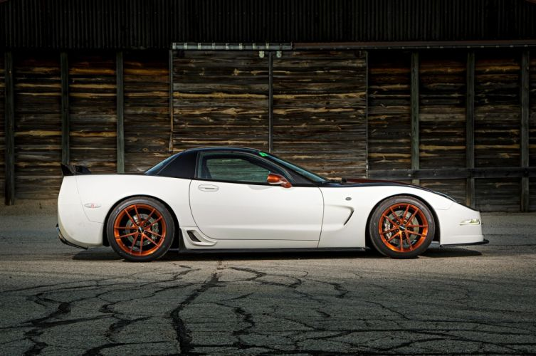 2002 chevy Corvette Z06 cars coupe modified wallpaper