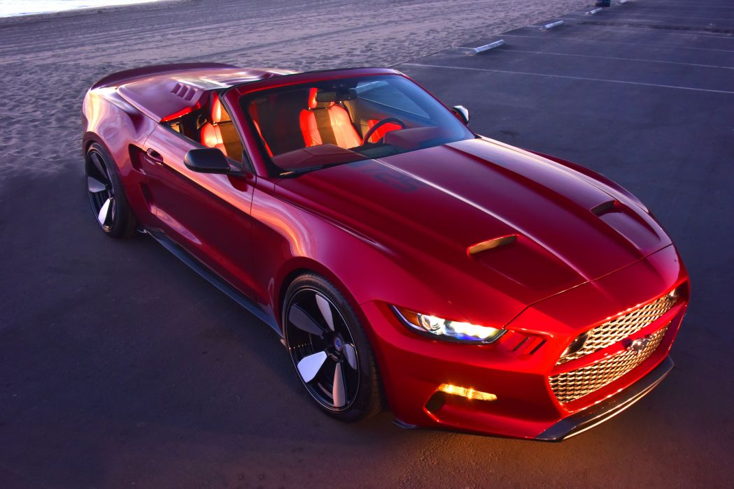 Galpin Auto Sports 2015 Ford Mustang Supercharged Speedster wallpaper