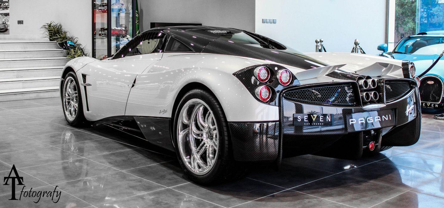 Pagani Huayra cars supercars wallpaper