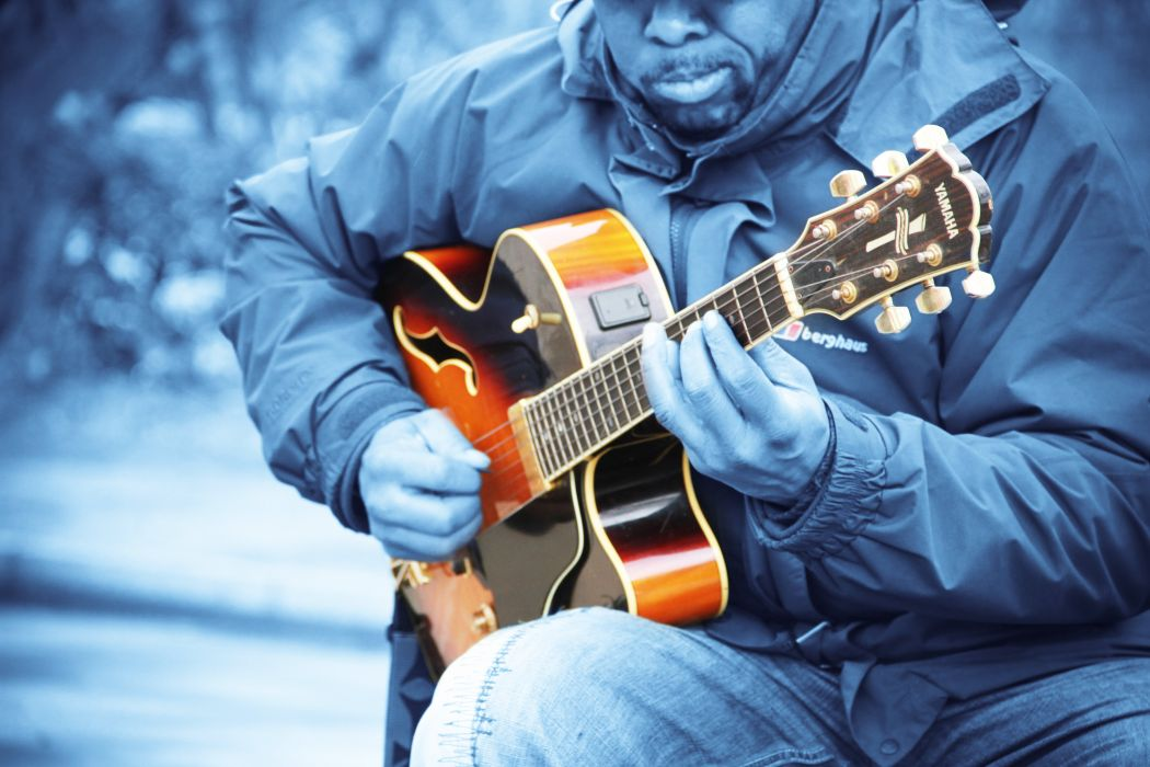 blues folk soul rock bluegrass jazz r-b guitar wallpaper