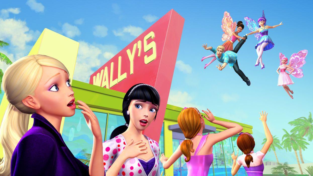 BARBIE DOLL toy toys girl girls female sexy babe blond disney dolls wallpaper