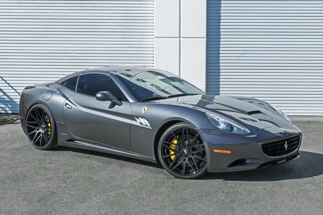 FERRARI CALIFORNIA Forgiato wheels cars wallpaper