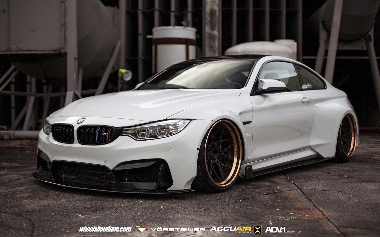 2016 Vorsteiner BMW M4 GTRS4 Widebody cars coupe white ...