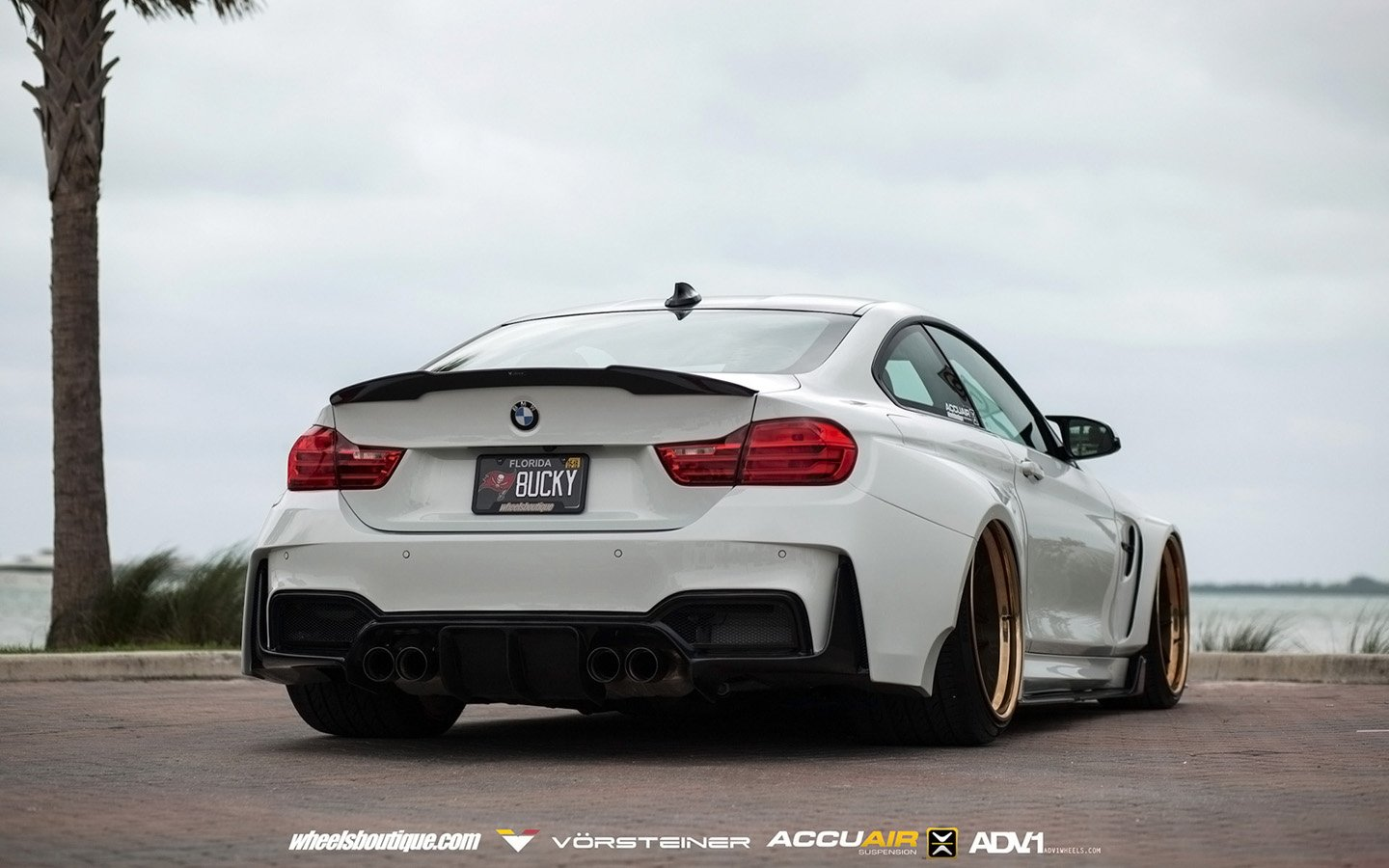 2016 Vorsteiner Bmw M4 Gtrs4 Widebody Cars Coupe White