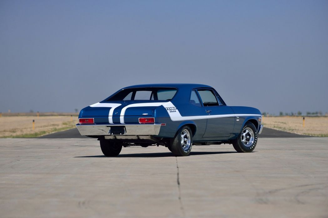1970 Chevrolet Nova 350 Yenko Deuce cars classic wallpaper