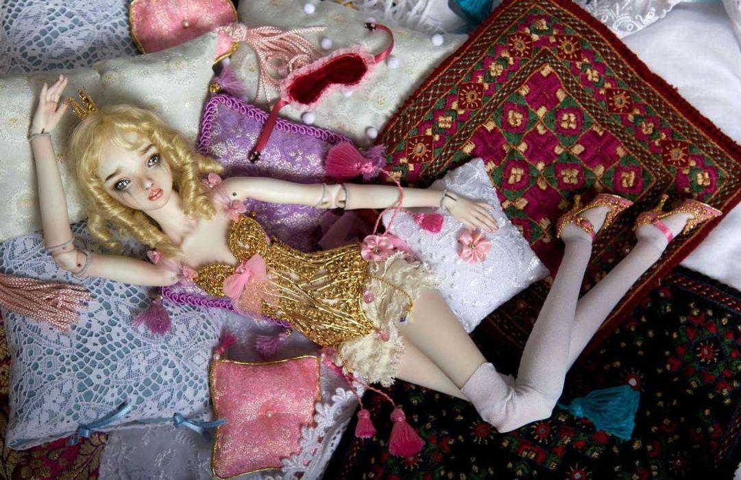 DOLL girl girls female toy toys doll mood bokeh wallpaper