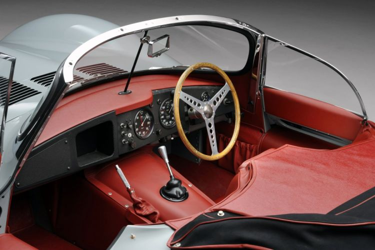 Jaguar XK-SS cars classic 1957 wallpaper