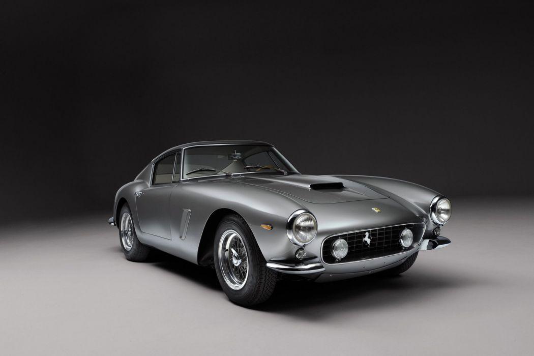 Ferrari 250 GT Berlinetta Passo Corto Lusso cars classic 1961 wallpaper