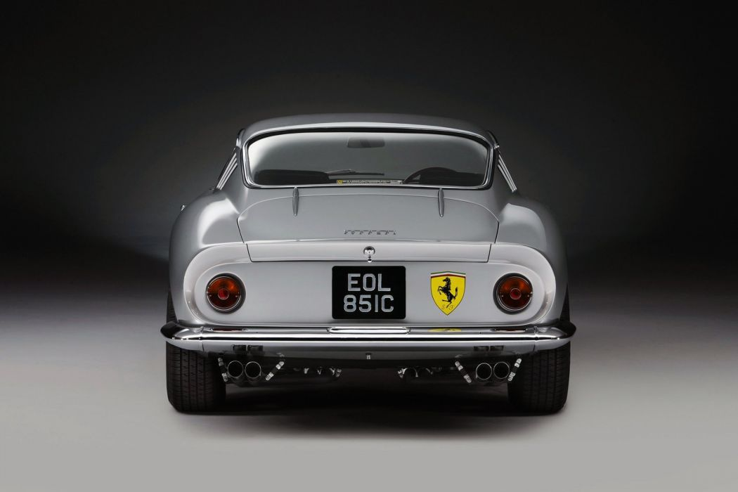 Ferrari 275 GTB 6C Lega UK-spec cars classic 1965 wallpaper