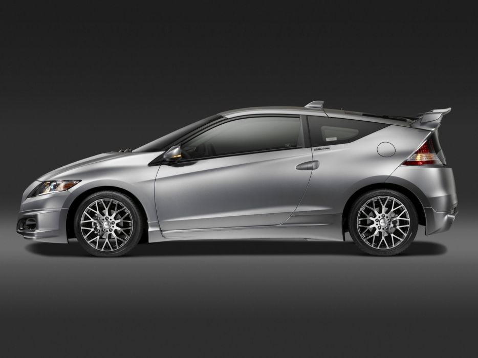 Mugen Honda CR-Z cars modified 2010 wallpaper